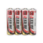 アルカリ乾電池 単3形 4P